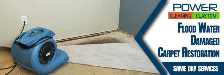 Carpet Flood Restoration Clayton