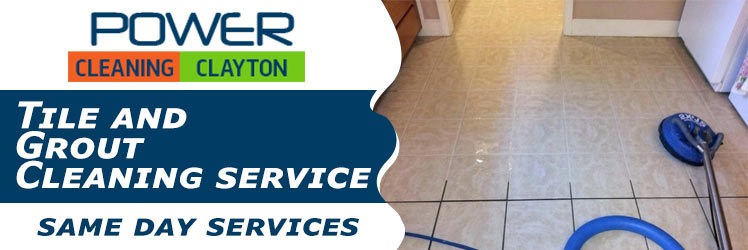 Same Day Tile and Grout Cleaning Clayton